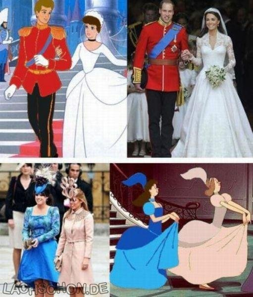 William und Kate Fun