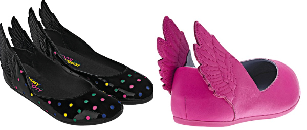 ballerinas adidas wings