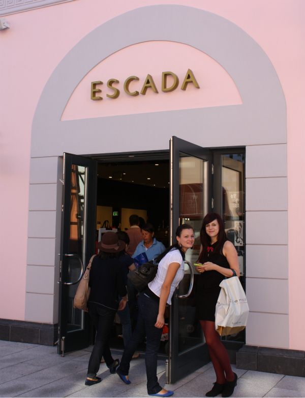 escada designer outlet berlin