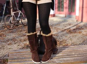 hub stiefel dance brown © www.einfach-machen.blog