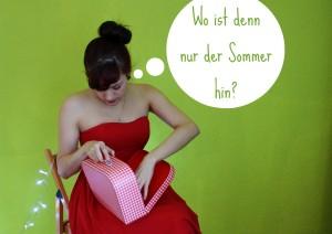 rotes kleid asos © www.einfach-machen.blog