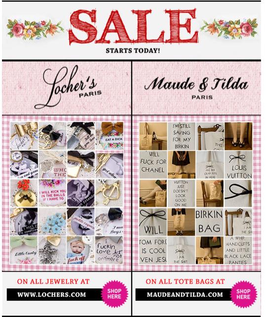 Lochers Sale