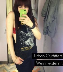 Urban Outfitters © www.einfach-machen.blog