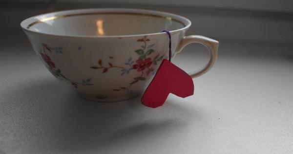 teebeutel selber machen tasse © www.einfach-machen.blog