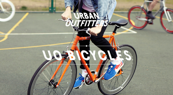 urban outfitters bike header