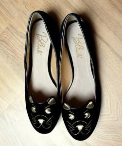 katzenschuhe kitten loafer