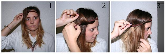 Frisuren Einfach Machenblog Modeblog Lifestyleblog