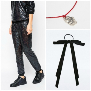 Outfit Silvesterparty