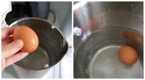 Wer nicht wagt, der nicht gewinnt: Eier im Wasserkocher kochen
