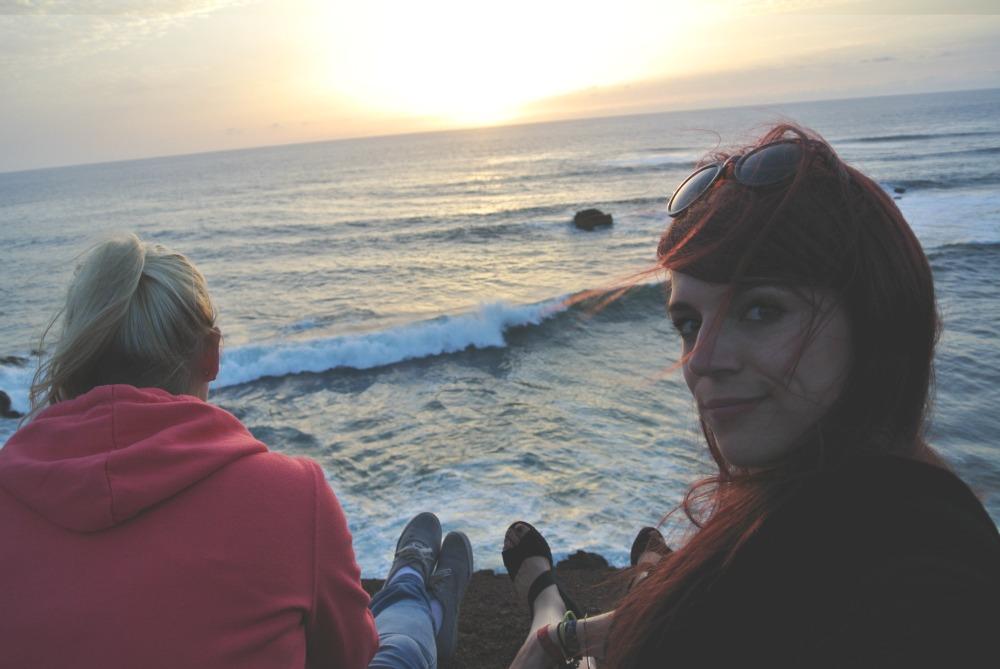 Lanzarote_sonnenuntergang_selfie