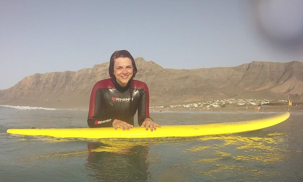 Surfen La Santa