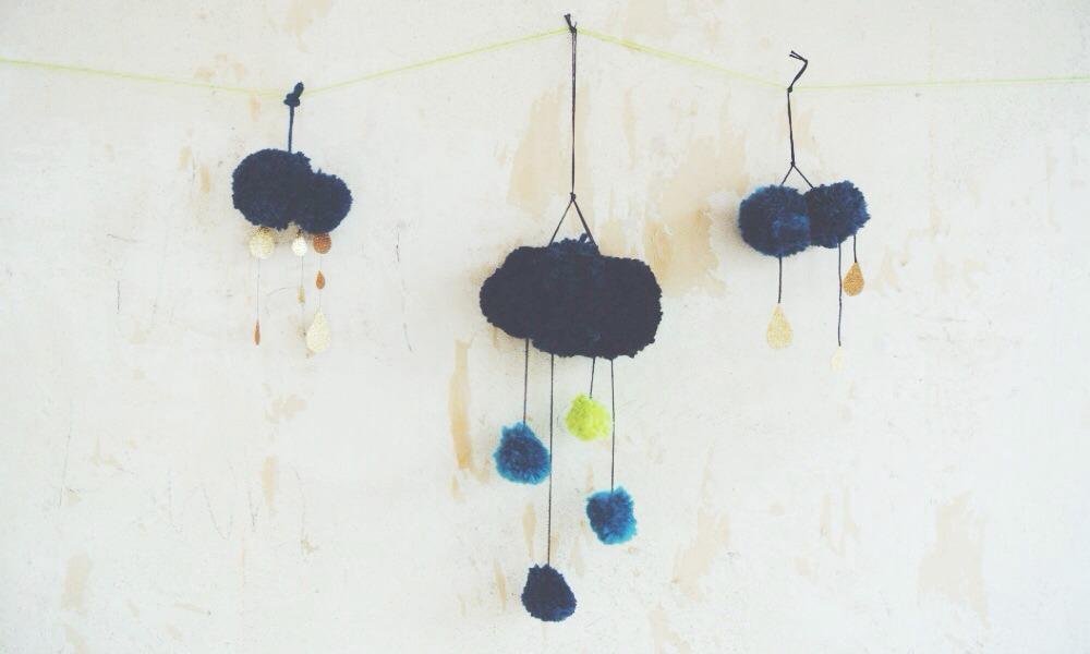 Wolken Bommel DIY