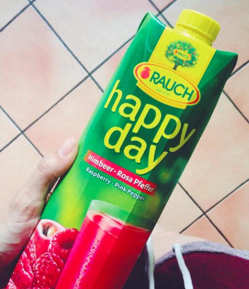 rauch happy day himbeere