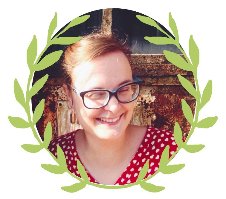 Frau mai avatar grün