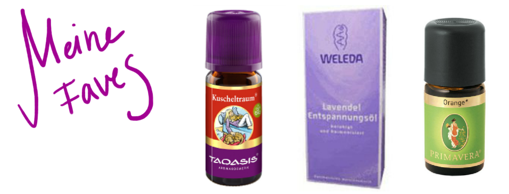 Aromatherapie und Duftöle