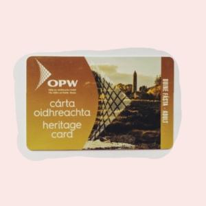 heritage card dublin